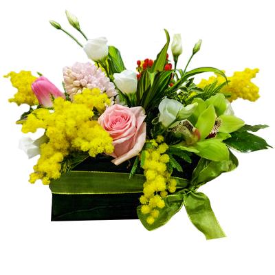 Fiori festa della donna consegna gratuita a domicilio con for Acquisto piante e fiori on line