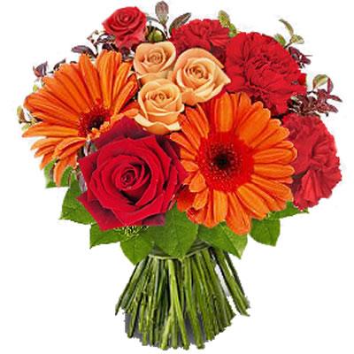 Ordina 02 Bouquet Caldo Abbraccio online e invia a domicilio
