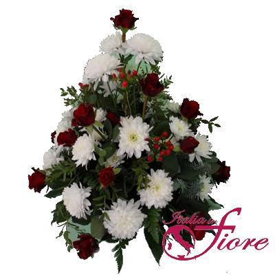 Italia in invia online fiori per lutto for Comprare bonsai online