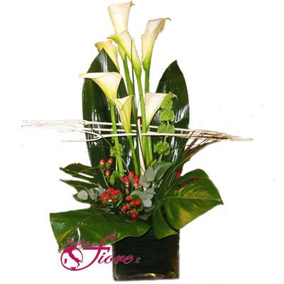 Fiori consegna gratuita a domicilio con acquisto on line for Acquisto piante e fiori on line