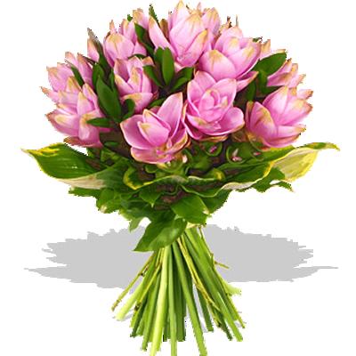 Bouquet Curcuma