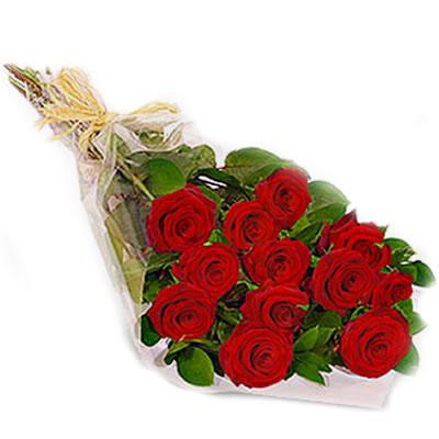 Ordina 04 Dozzina di Rose Rosse online e invia a domicilio