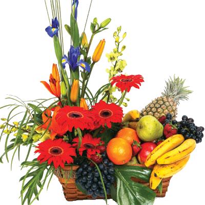 Armonia di Fiori e Frutta