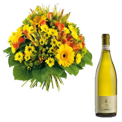 Fiori Con Vino Bianco