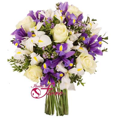 Ordina 01 Iris e Rose online e invia a domicilio