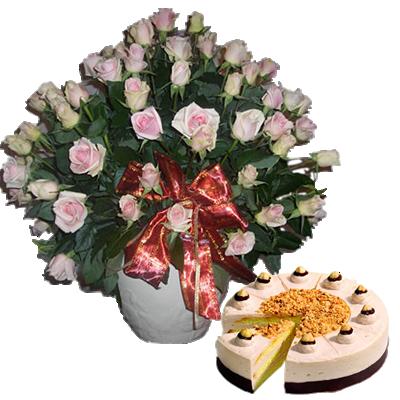 Italia in invia online pazzia d 39 amore con torta for Comprare bonsai online