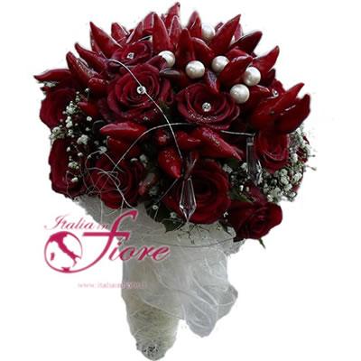 Rose rosse san valentino consegna gratuita a domicilio for Acquisto piante peperoncino