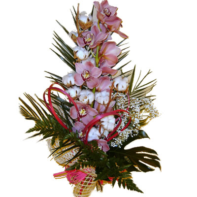 Ordina 01 Ramo di Orchidea online e invia a domicilio