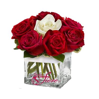 Ordina 00 fiori San Valentino online e invia a domicilio