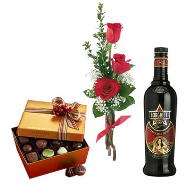 Ordina 02 Romantico con Caffe' Borghetti online e invia a domicilio