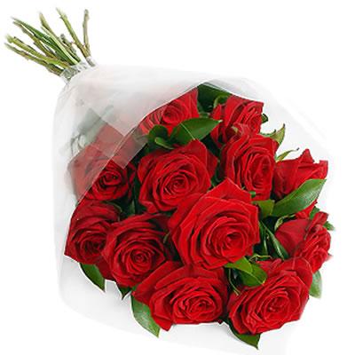 Ordina 00 Mazzo Rose Rosse a Gambo Corto online e invia a domicilio