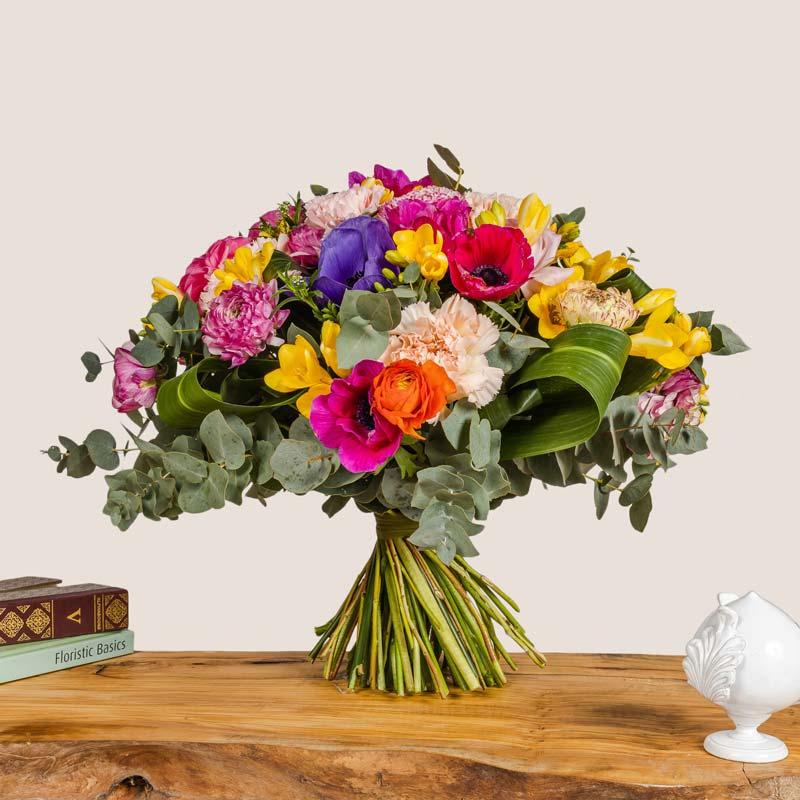 bouquet pensiero