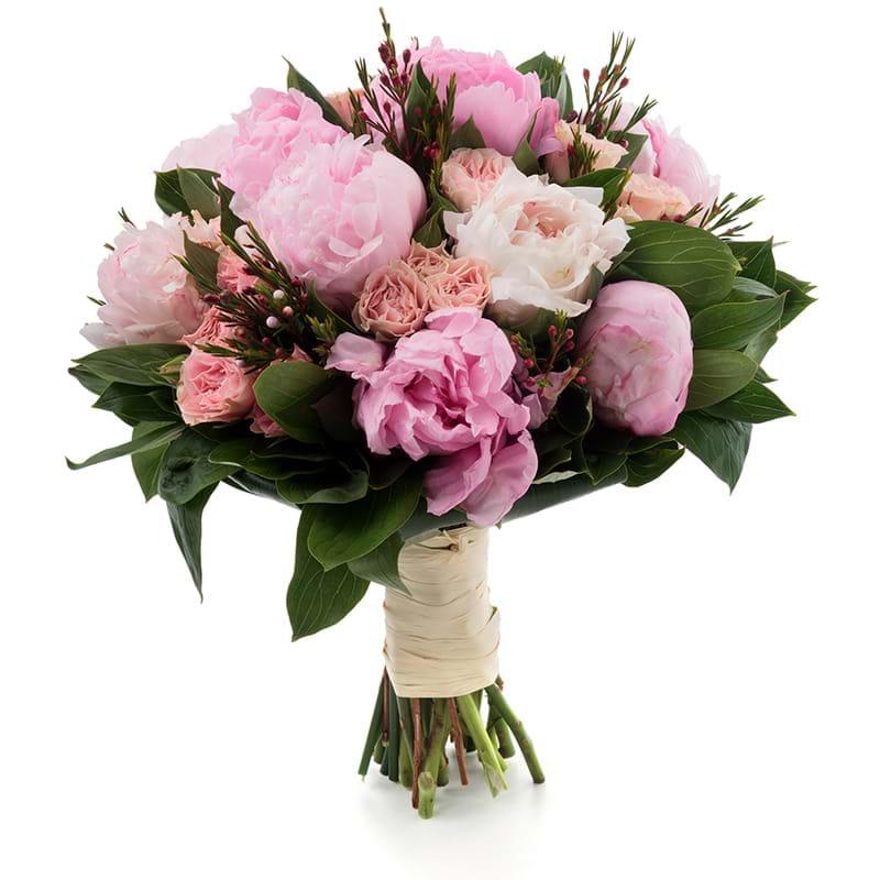 Spedire bouquet di peonie