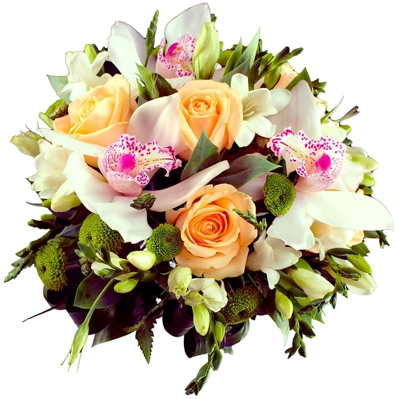Spedire bouquet luxury