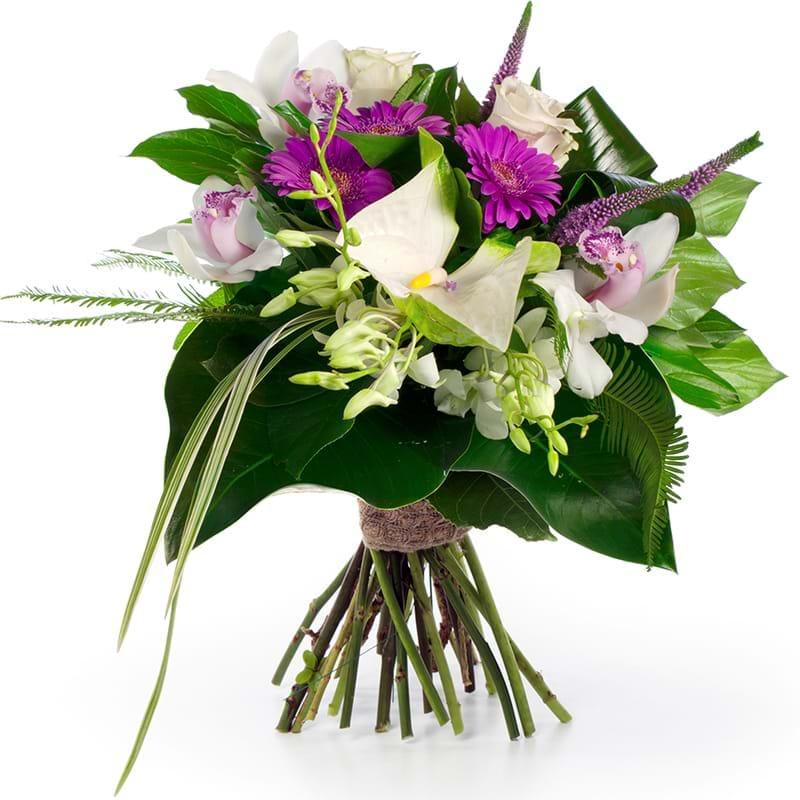 Spedire bouquet particolare