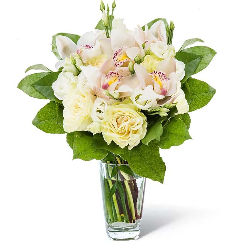 Spedire bouquet sogno in vaso