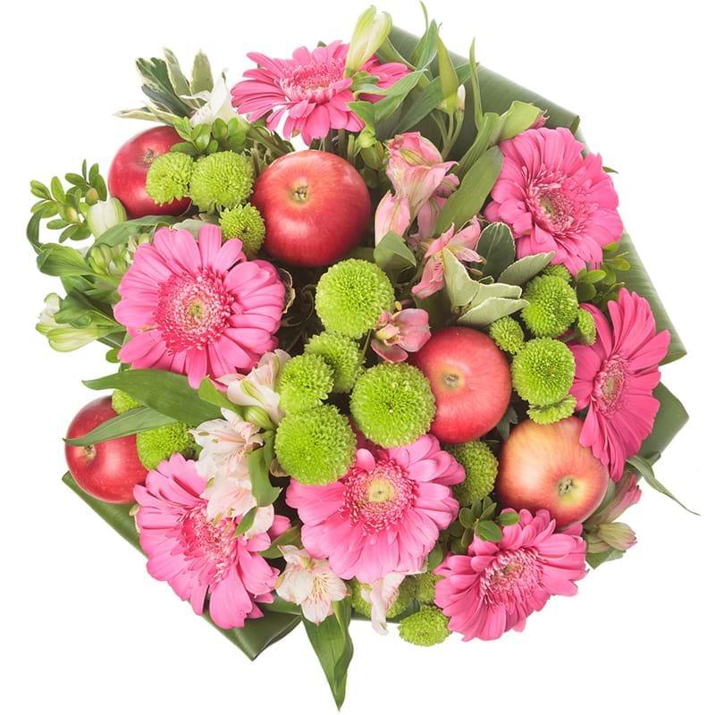 Spedire fiori e frutta vista alto