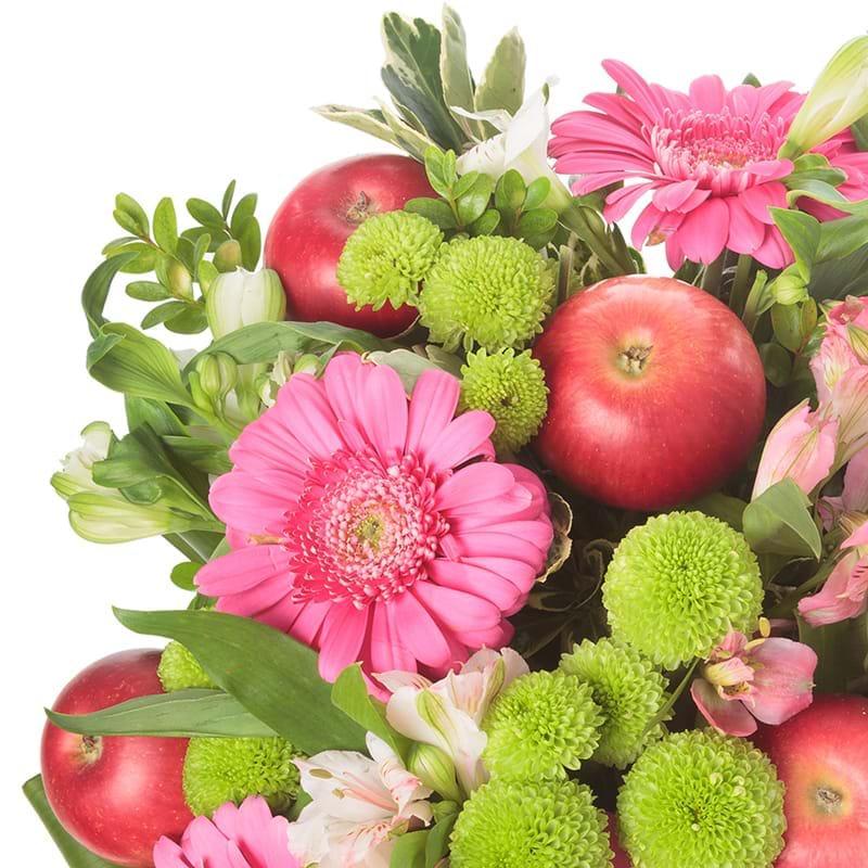 Spedire fiori e frutta particolare