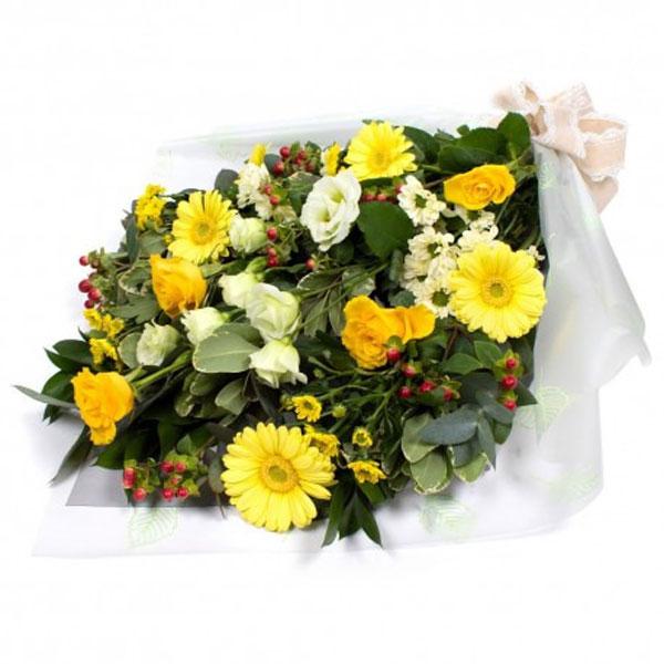 Spedire mazzo funerale