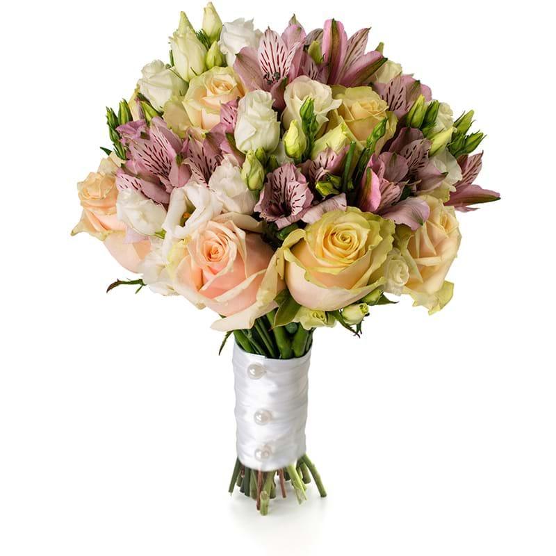 Spedire rose astromerie e lisiantus