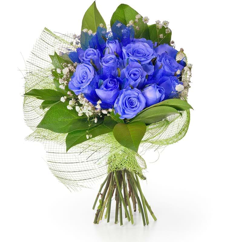 Spedire rose blu